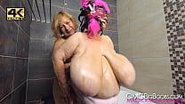 2 older ladies with huge tits Vorschaubild