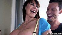 Giant MILF tits with Eva Karrera thumbnail