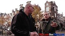Real dutch hooker fucked [네덜란드 Dutch]