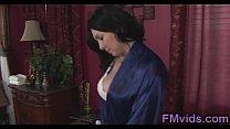 Busty milf Rayveness gives amazing nuru massage