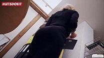 Letsdoeit - German Secretary Gets Nailed Hardcore By Her Boss