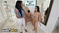 BANGBROS - Ada Sanchez Has Threesome With Her B...