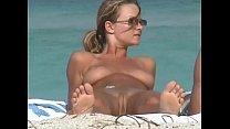Дикий пляж порно подглядывание куни