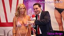 Andrea Diprè for HER - Tasha Reign pornhub video