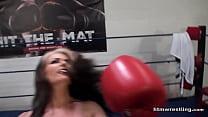 Big Boobs Boxing MILF Goldie Blair POV Vorschaubild