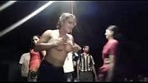 Desi Andhra Hot Nude Aunties Dance At Bhogam Melam