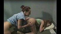 Вылизывание женского анала