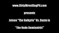 Jolene Hexx Vs. Dante in The Nude Dominatrix