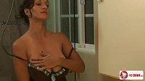 Persia Monir Shower Rabbit HD pornhub video