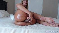 Mature PAWG Twerking and Riding BBC
