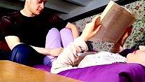 Lena studies for her exam and her boyfriend wan...