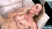 Blond milf Tanya Tate gets tits jizzed's Thumb