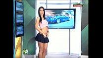 Goluri si Goale ep 9 Miki si Roxana (Romania naked news) video