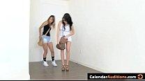 3 Hot Teens Attack At Hardcore Seductive XXX Ca...