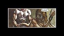 Hardcore Sexual Orgy Comic