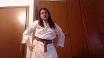 La tua insegnante di Karate ti obbliga a succhi... Thumbnail