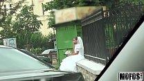 Rejected Bride Bangs Stranger video starring Amirah Adara - Mofos.com thumbnail