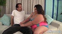 Fat and sexy Bella Bendz hardcore anal sex thumbnail