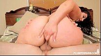 8747 Curvy Pornstar Vanessa Blake Gets Her Fatass Fucked By JMAC preview
