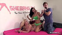 Shebang.TV - Victoria Summers & Jasmine Jae preview image