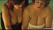 Big-Sized Girls Tag Team A Dick thumbnail