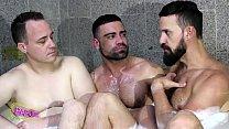 #SUITE 69 - No banho com Wagner Vittoria e Andy Onassis bate papo sobre o sobre sexo - Parte 3