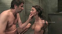 Amazing busty slut brutalized n fucked pornhub video