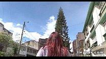 Sweet latina teen redhead Evelyn Contreras 1 51 pornhub video