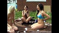 Обнаженные девушки в нижнем белье