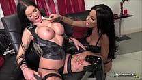 Shebang.TV - Elicia Solis & Candy Sexton pornhub video