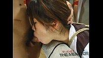 Forced bukkake milky's 7 2/4 Japanese Uncensored Bukkake thumbnail