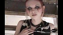 Liz Vicious  Teaser Goth Girl tumblr xxx video