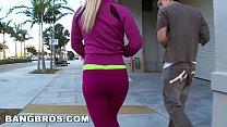 BANGBROS - Big Tit MILF Platinum's Sex Workout ... thumb