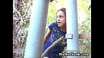 Девушки трясёт большими голыми жопами