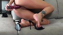 Hot Valeria Curtis in High Heels mules's Thumb