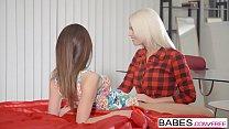 Babes - The Fairer Sex  starring  Lena Love and Kira Zen clip صورة