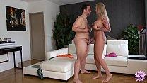 Big Fake Tits - Rough Sex For Russian Pornstar thumbnail