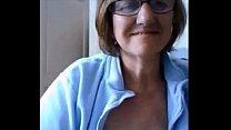 Зрелая женщина на массаже видео