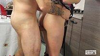 CASTING ALLA ITALIANA - Sexy Italian blonde Alessia Di Pessaro in anal audition thumbnail