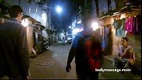 Pune Red Light street walking image