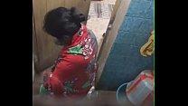 My friend (Sankar) amma bathing he shown in skype pornhub video