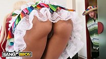 BANGBROS - Luna Star's Cinco De Mayo Celebration With Sam Shock thumbnail