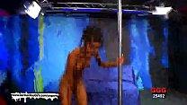 YouPorn - Zara Aymie and Mia Bitch the bukkake Trio pornhub video
