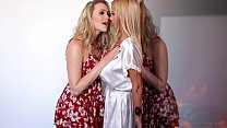 Mia Malkova and her Stepmom Alexis Fawx Almost Caught preview image