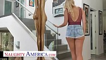 Naughty America -  Vanessa Cage Fucks her firend's husband