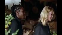 Lesbian fucking each other black burnette and white blonde pornhub video