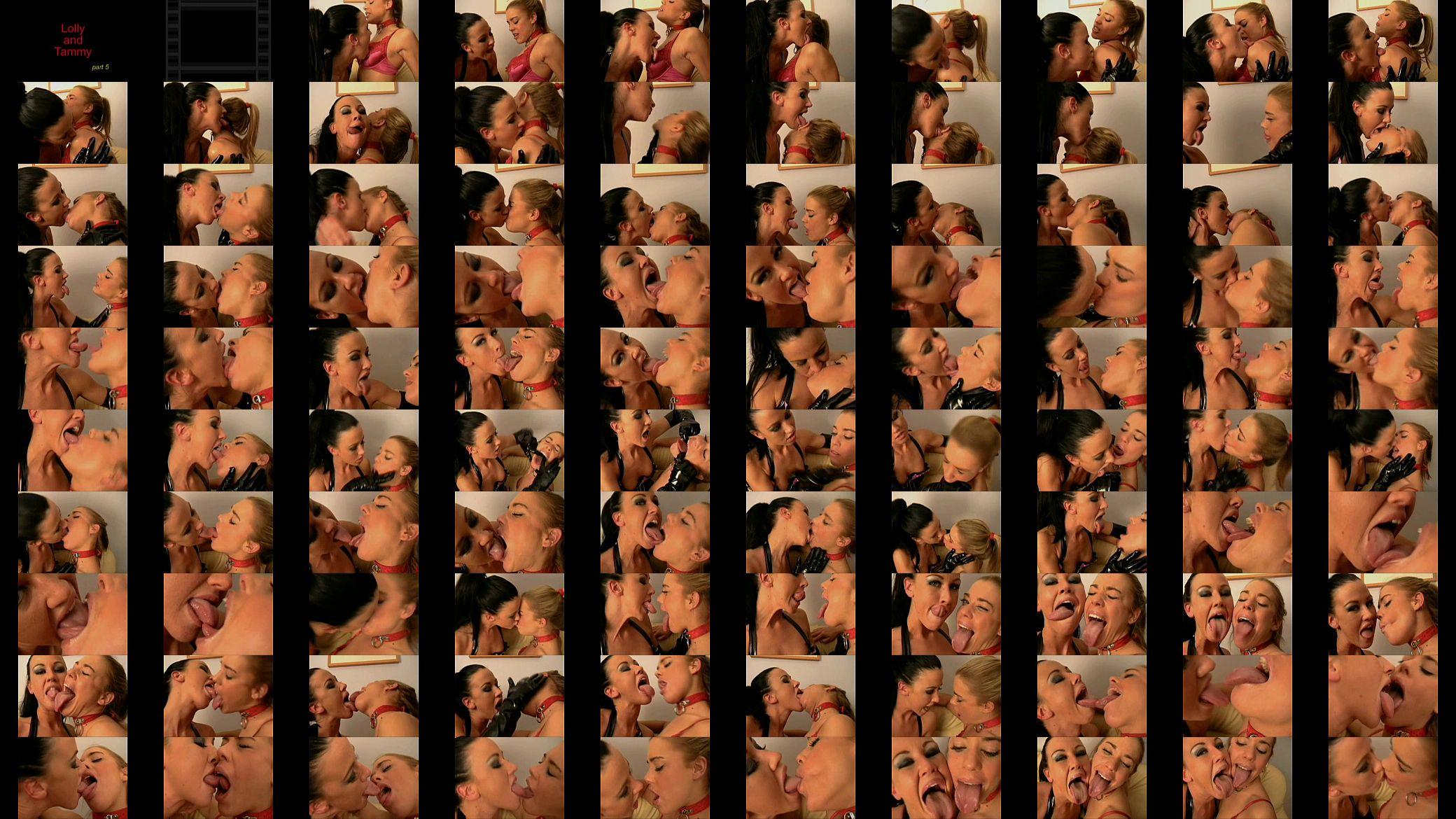 Brazilian Lesbian Kissing Hd
