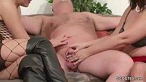 German MILF Show Couple to Fuck Good in Threesome Vorschaubild