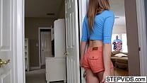 Fucking horny stepsis Kirsten Lee pornhub video