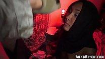 Teen braces bj and petite puerto rican Afgan wh...